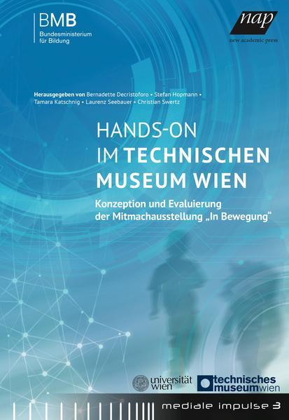 Hands-On im Technischen Museum Wien - Coverbild