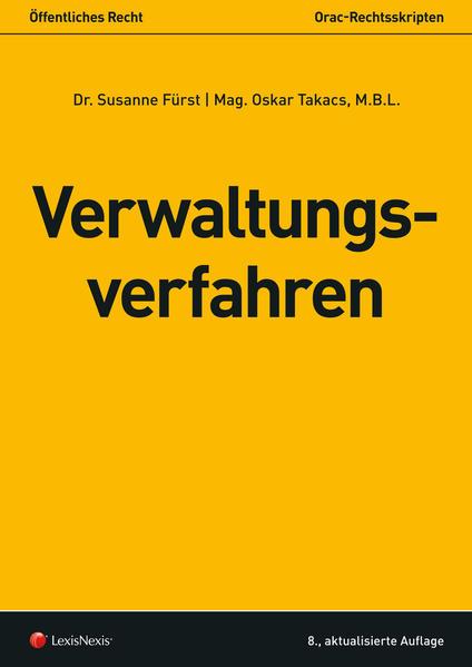Verwaltungsverfahren - Coverbild