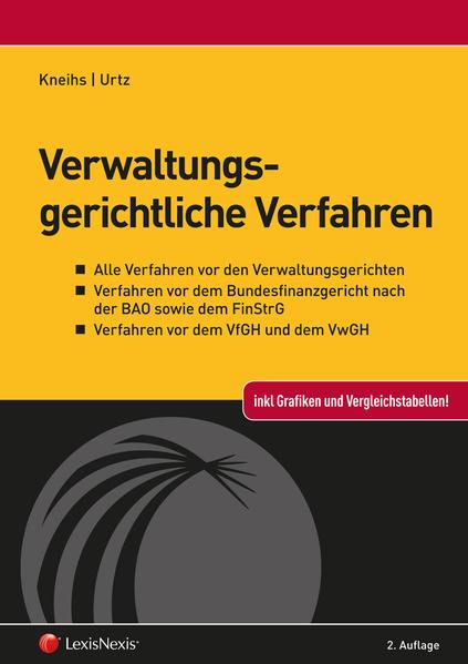 Verwaltungsgerichtliche Verfahren - Coverbild