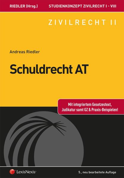 Studienkonzept Zivilrecht / Studienkonzept Zivilrecht II - Schuldrecht Allgemeiner Teil - Coverbild