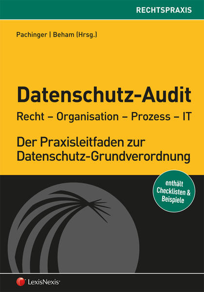 Datenschutz-Audit - Coverbild