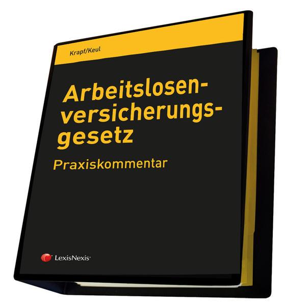 Arbeitslosenversicherungsgesetz - Praxiskommentar - Coverbild