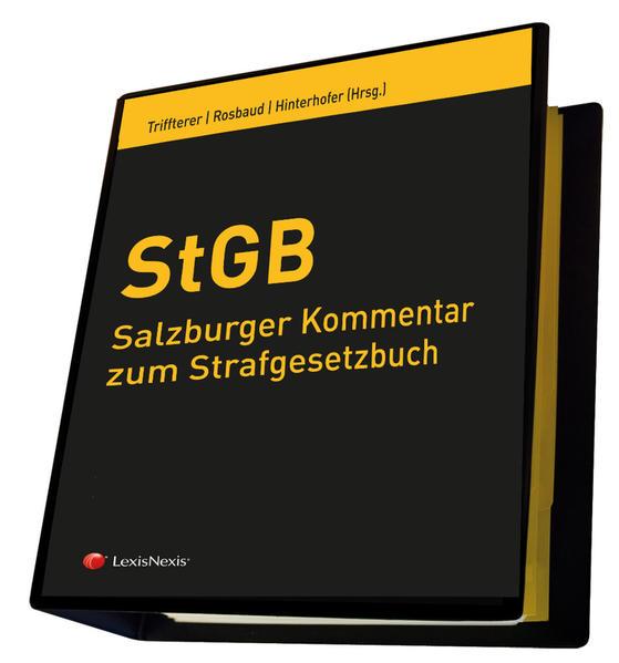 Salzburger Kommentar zum Strafgesetzbuch - Coverbild