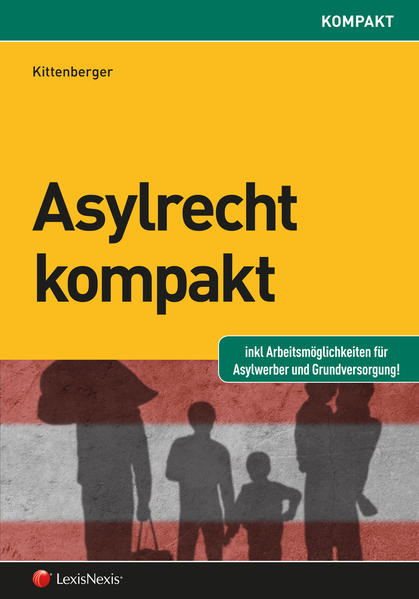 Asylrecht kompakt - Coverbild