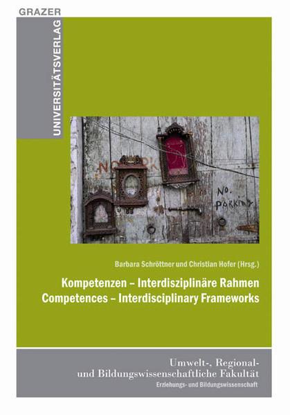 Kompetenzen - Interdisziplinäre Rahmen - Coverbild