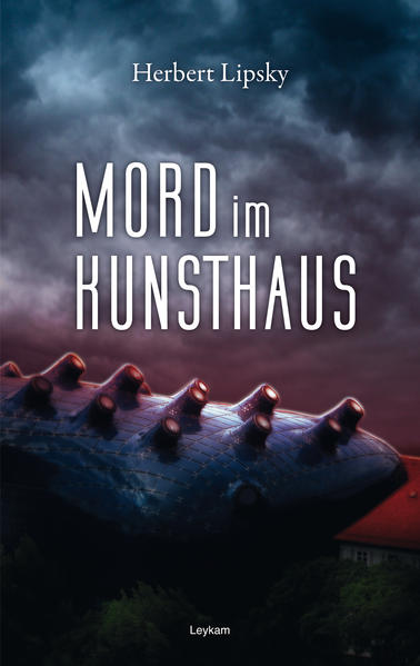 Mord im Kunsthaus - Coverbild