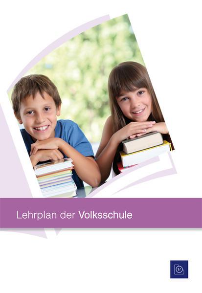 Lehrplan der Volksschule - Coverbild