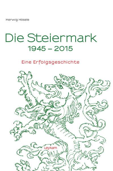 Die Steiermark 1945–2015 - Coverbild