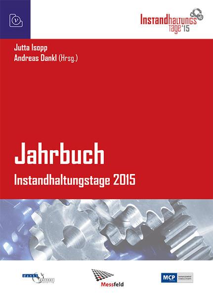 Jahrbuch Instandhaltungstage 2015 - Coverbild
