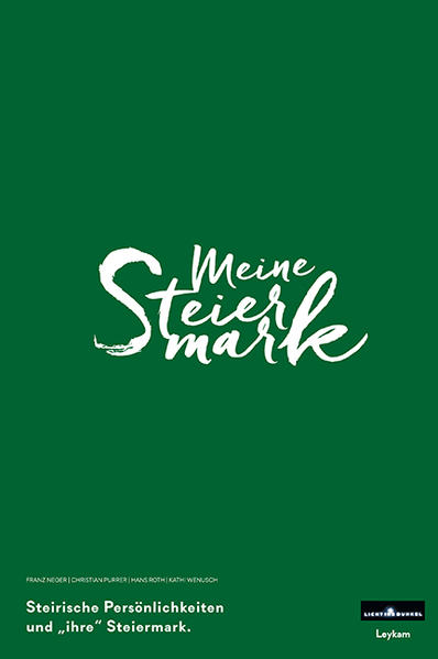 Meine Steiermark - Coverbild