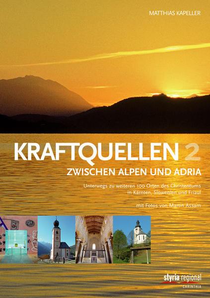 Kraftquellen zwischen Alpen und Adria 2 - Coverbild