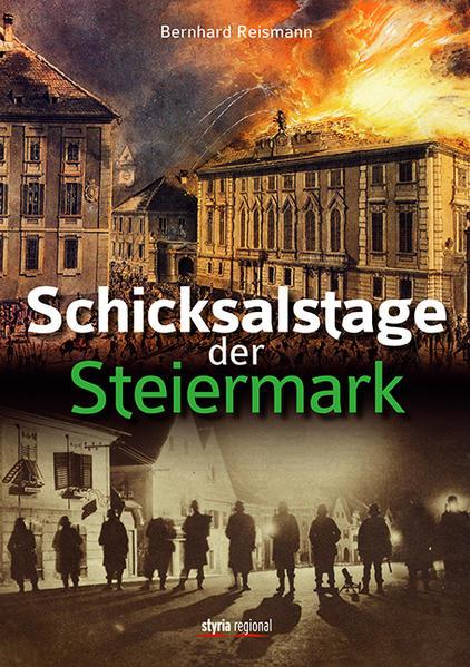 Schicksalstage der Steiermark - Coverbild