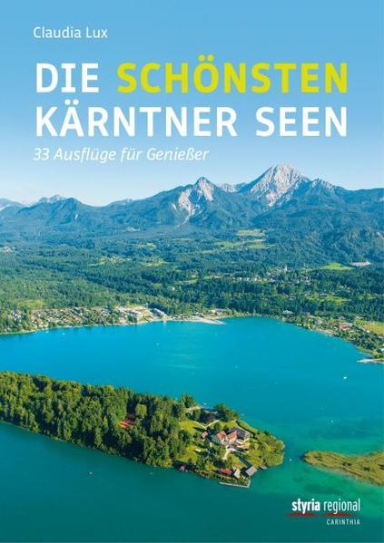 Die schönsten Kärntner Seen - Coverbild