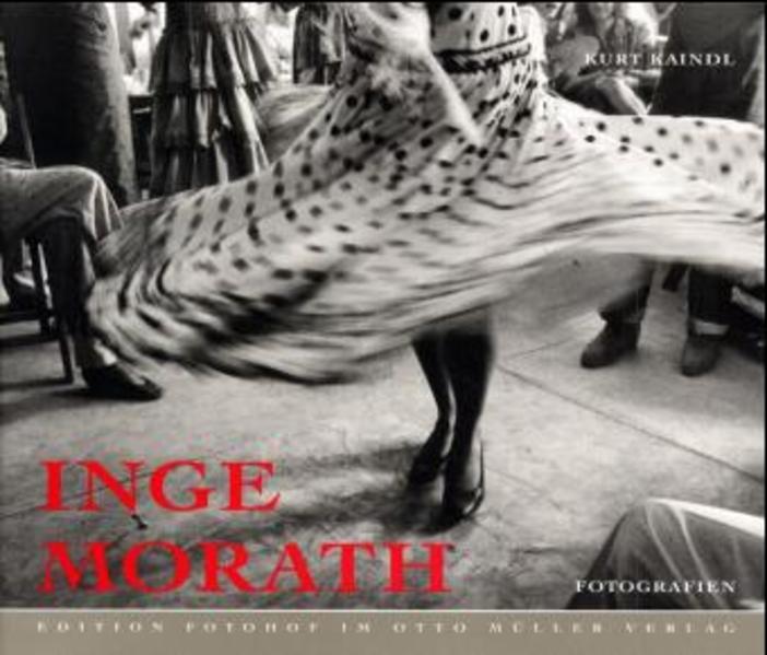 Inge Morath - Coverbild