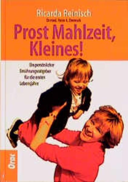 Prost Mahlzeit, Kleines! - Coverbild