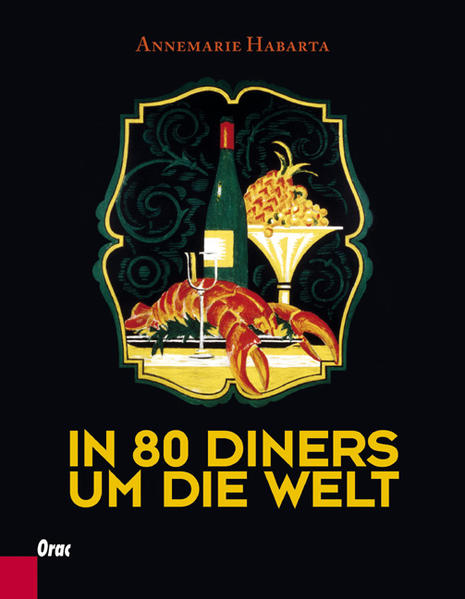 In 80 Diners um die Welt - Coverbild