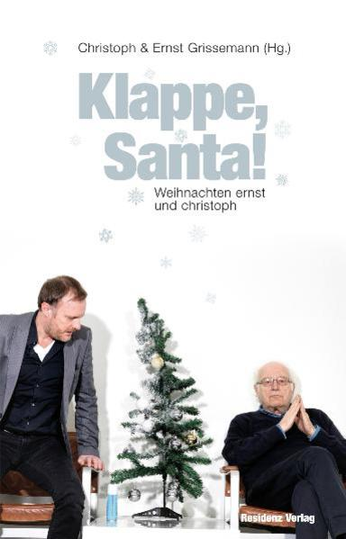 Klappe, Santa! - Coverbild