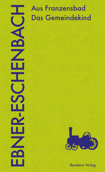 Aus Franzensbad Das Gemeindekind - Coverbild