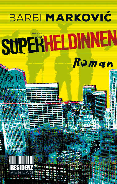 Superheldinnen - Coverbild