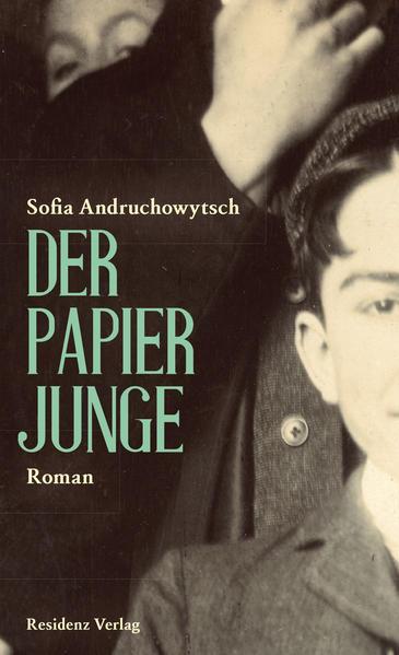 Der Papierjunge - Coverbild