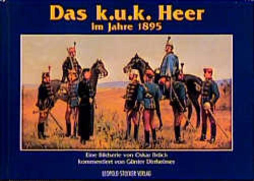 Das k.u.k. Heer im Jahre 1895 - Coverbild