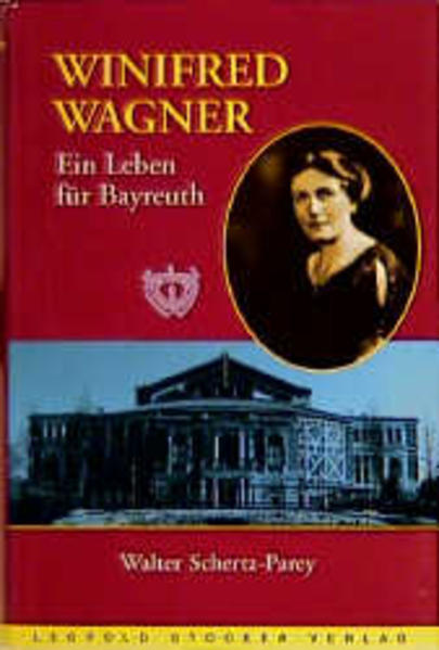 Winifred Wagner - Coverbild