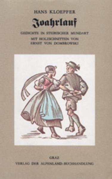 Joahrlauf - Coverbild