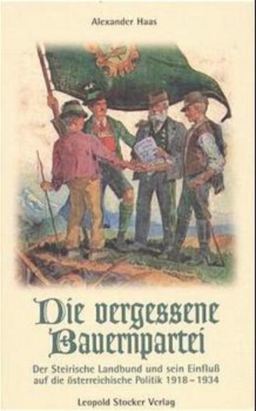 Die vergessene Bauernpartei - Coverbild