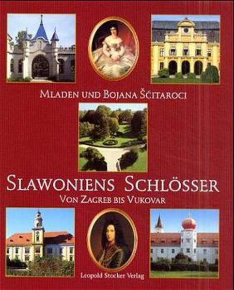 Slawoniens Schlösser - Coverbild