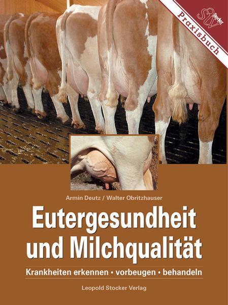 Eutergesundheit und Milchqualität - Coverbild