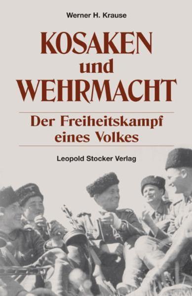 Kosaken und Wehrmacht - Coverbild