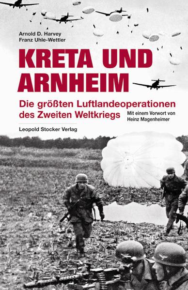 Kreta und Arnheim - Coverbild