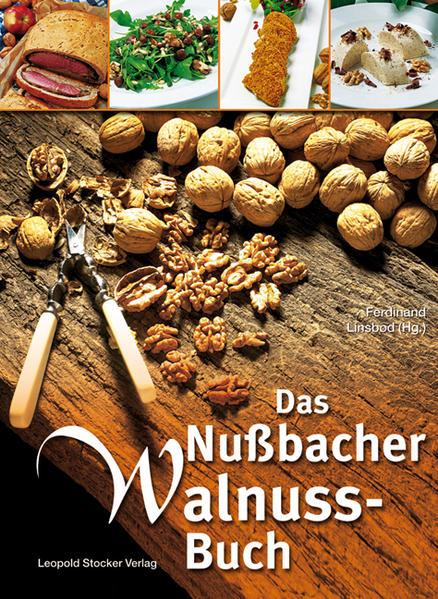 Das Nussbacher Walnuss-Buch - Coverbild