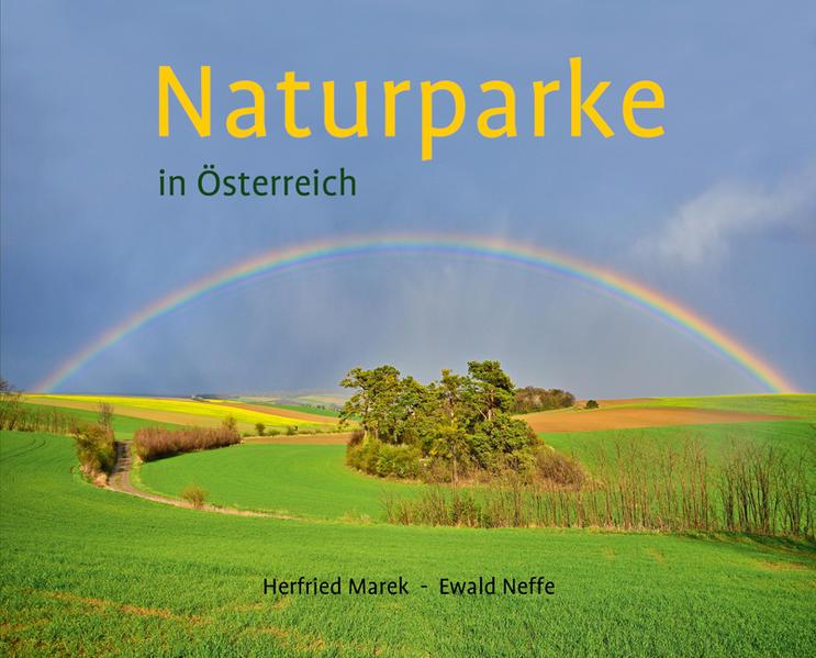 Naturparke in Österreich - Coverbild