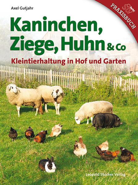 Kaninchen, Ziege, Huhn & Co - Coverbild