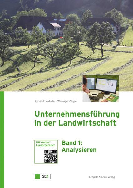 Unternehmensführung in der Landwirtschaft - Coverbild
