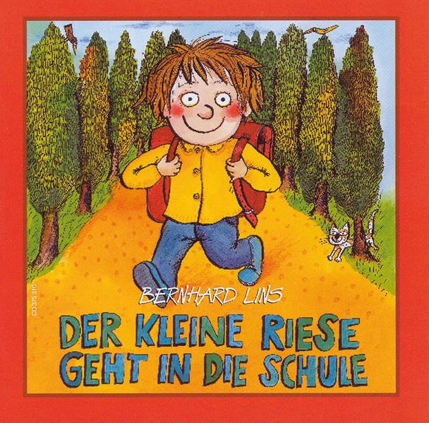 Der kleine Riese geht in die Schule - Coverbild