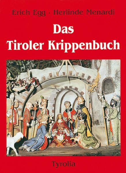 Das Tiroler Krippenbuch - Coverbild