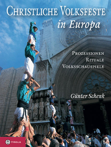 Christliche Volksfeste in Europa - Coverbild