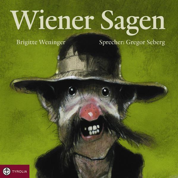 Wiener Sagen - Coverbild