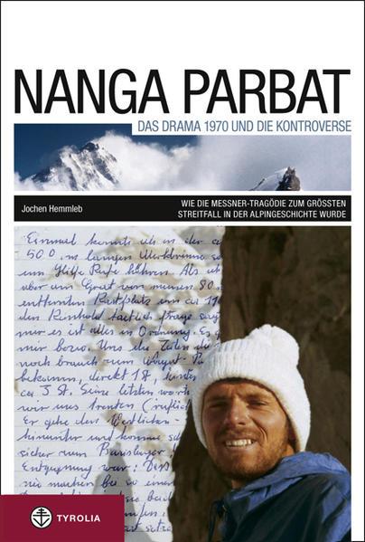 Nanga Parbat. Das Drama 1970 und die Kontroverse - Coverbild