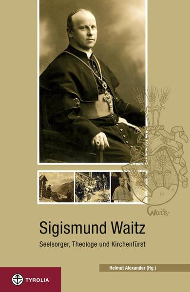 Sigismund Waitz - Coverbild
