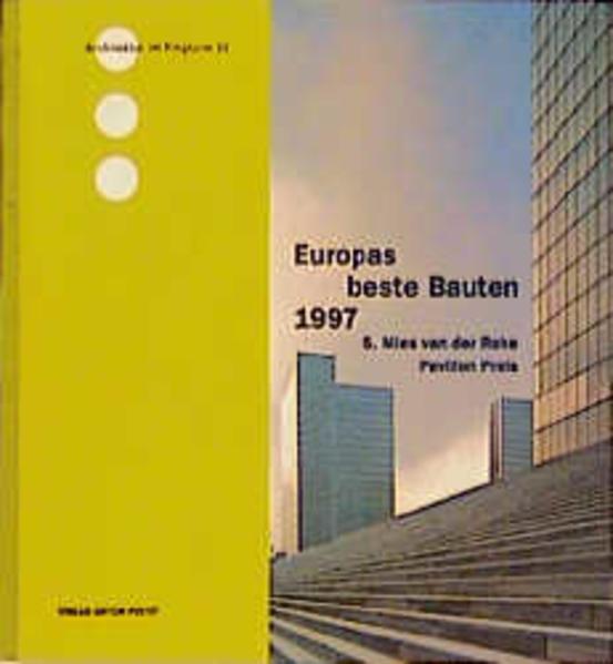 Europas beste Bauten - Coverbild