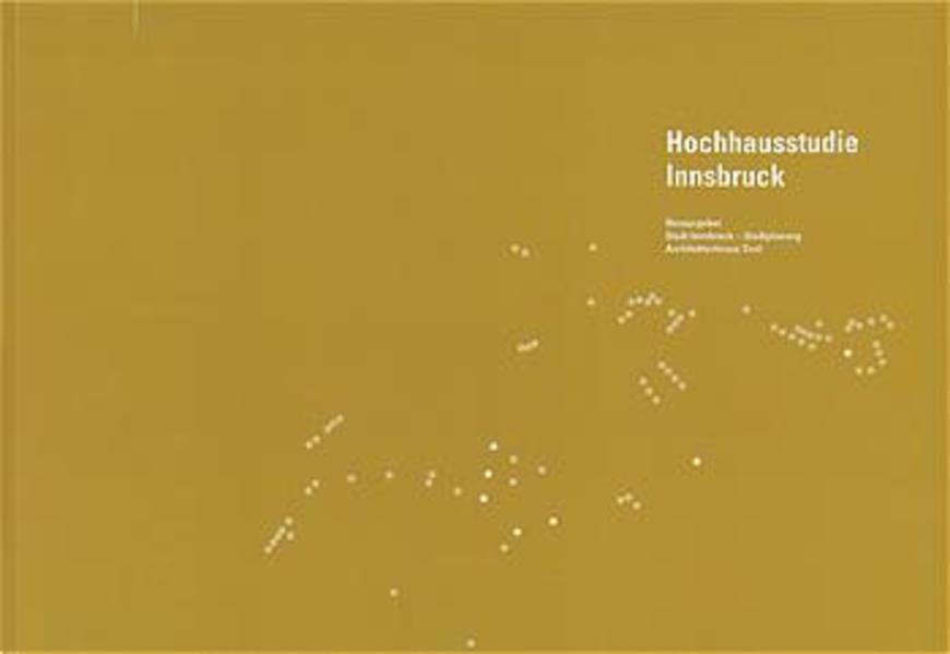 Hochhausstudie Innsbruck - Coverbild