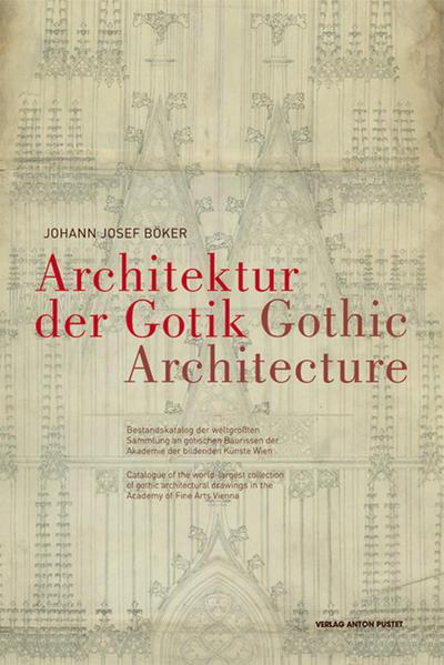 Architektur der Gotik - Gothic Architecture - Coverbild
