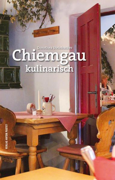 Chiemgau kulinarisch - Coverbild