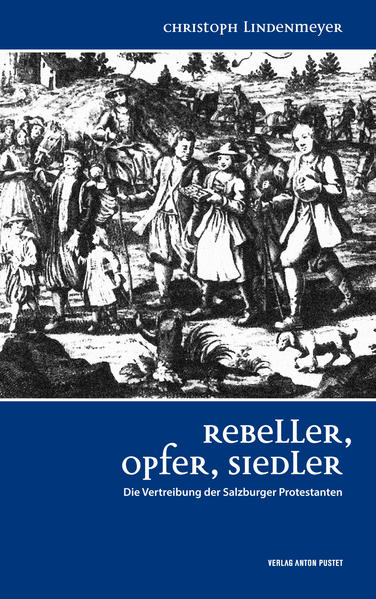 Rebeller, Opfer, Siedler - Coverbild