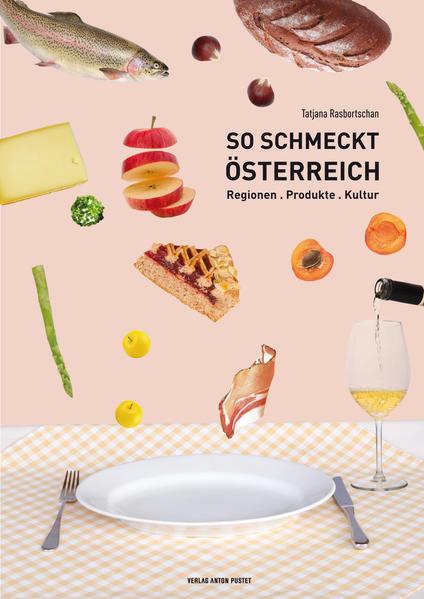 So schmeckt Österreich - Coverbild