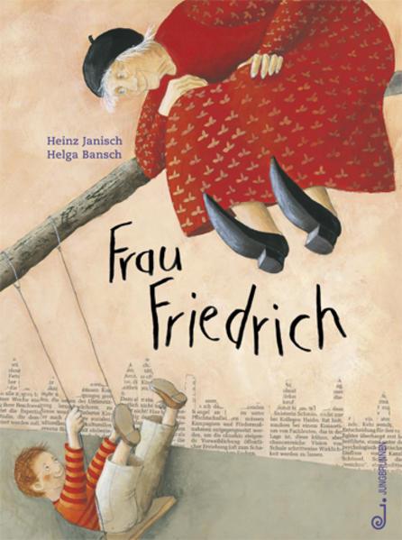 Frau Friedrich - Coverbild