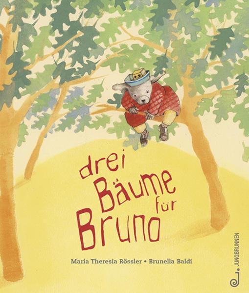 Drei Bäume für Bruno - Coverbild